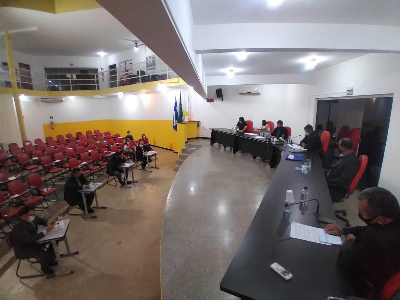 SESSÃO ORDINÁRIA 04-05-2021